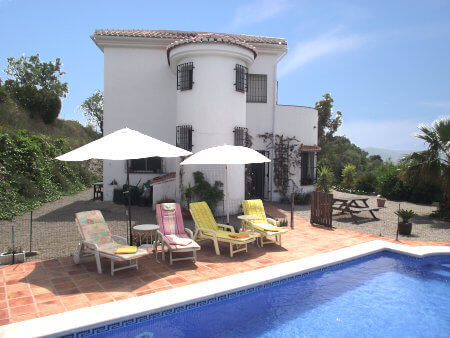 Photo of Casa Churrispa with pool in the sun