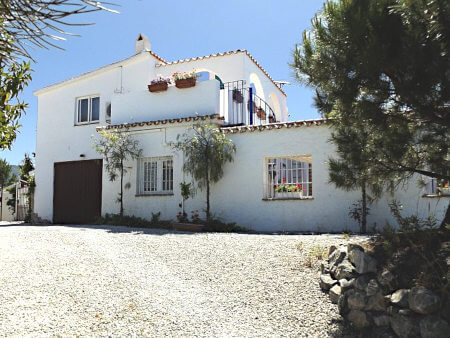 Photo of Casa Coppe just outside Sedella